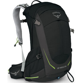 Osprey Stratos 24 Rugzak Heren, black